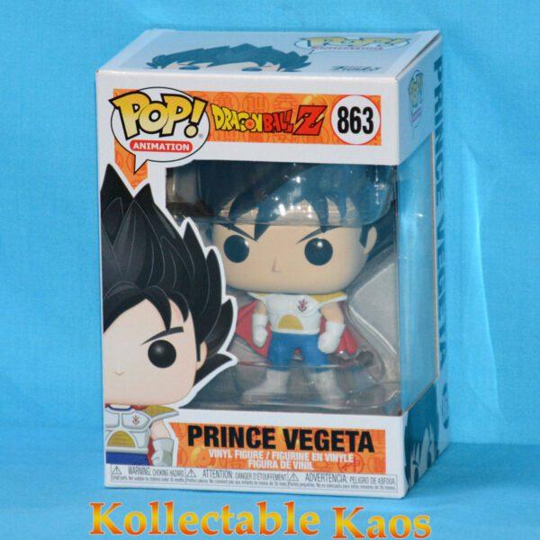 Dragon Ball Z - Prince Vegeta Pop! Vinyl Figure
