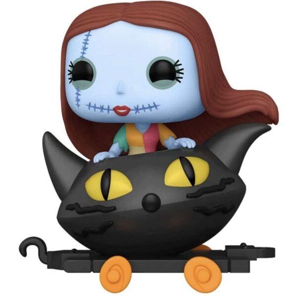 The Nightmare Before Christmas - Sally in Cat Cart Pop! Vinyl Figure