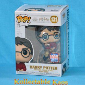 2021 FunKon - Harry Potter - Harry Flying with Winged Key Pop! Vinyl Figure