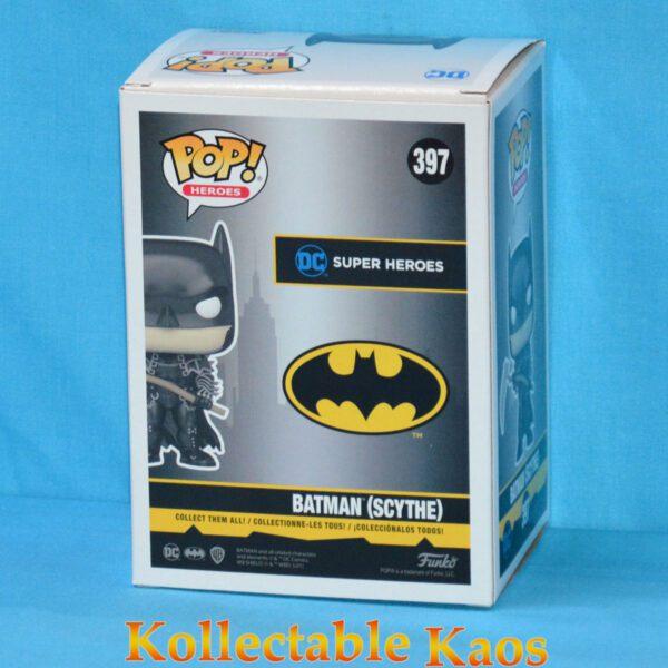 2021 FunKon - Batman - Batman with Scythe Pop! Vinyl Figure