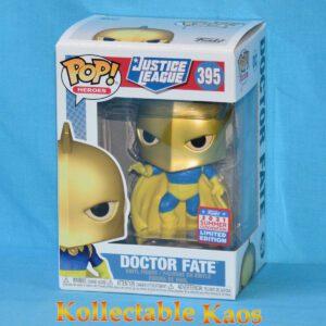2021 FunKon - DC Comics - Doctor Fate Pop! Vinyl Figure