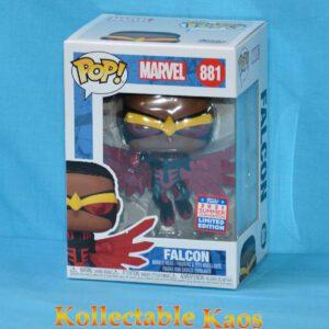 2021 FunKon - Marvel Comics - Falcon Pop! Vinyl Figure