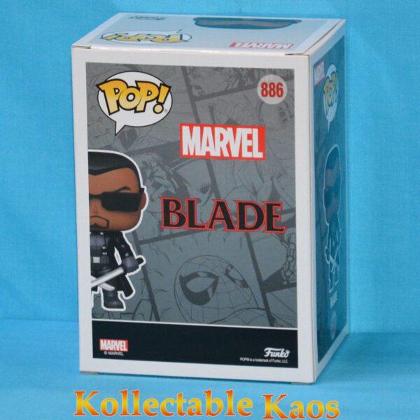 2021 FunKon - Blade - Blade Crossed Swords Pop! Vinyl Figure