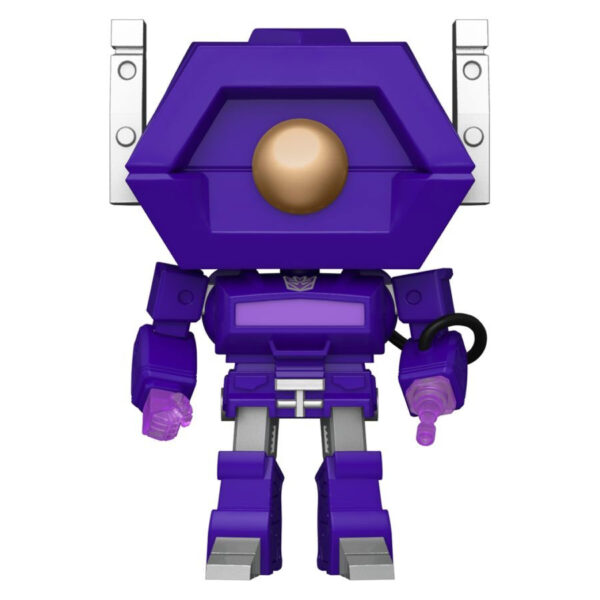 2021 FunKon - Transformers - Shockwave Pop! Vinyl Figure