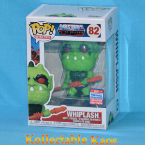 2021 FunKon - Masters of the Universe - Whiplash Pop! Vinyl Figure