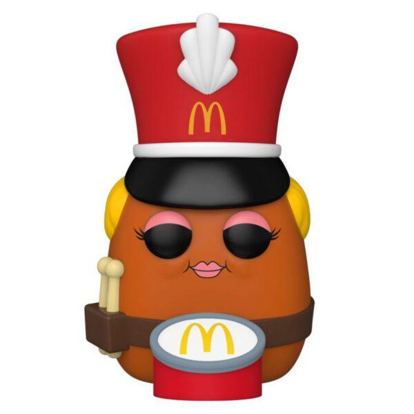 2021 FunKon - McDonald's - Nugget Drummer Pop! Vinyl Figure