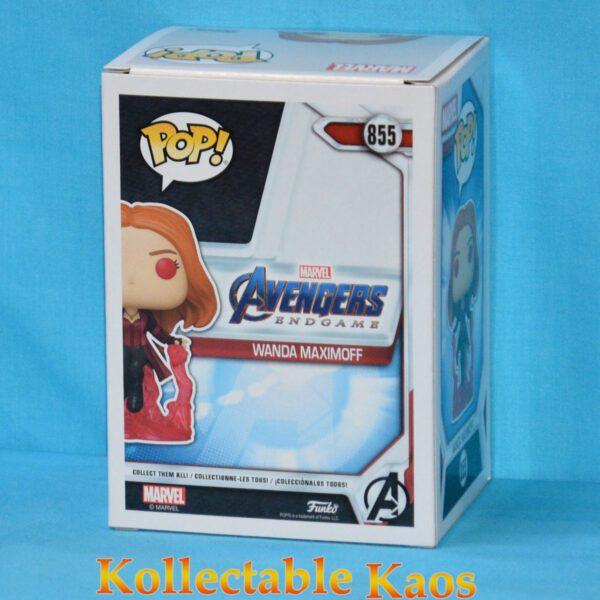 Avengers 4: Endgame - Wanda Maximoff Floating Glow Pop! Vinyl Figure