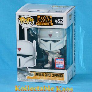 2021 FunKon - Star Wars: Rebels - Imperial Super Commando Pop! Vinyl Figure