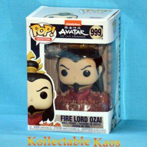 Avatar The Last Airbender - Fire Lord Ozai Pop! Vinyl Figure