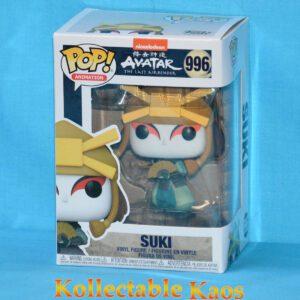 Avatar The Last Airbender - Suki Pop! Vinyl Figure