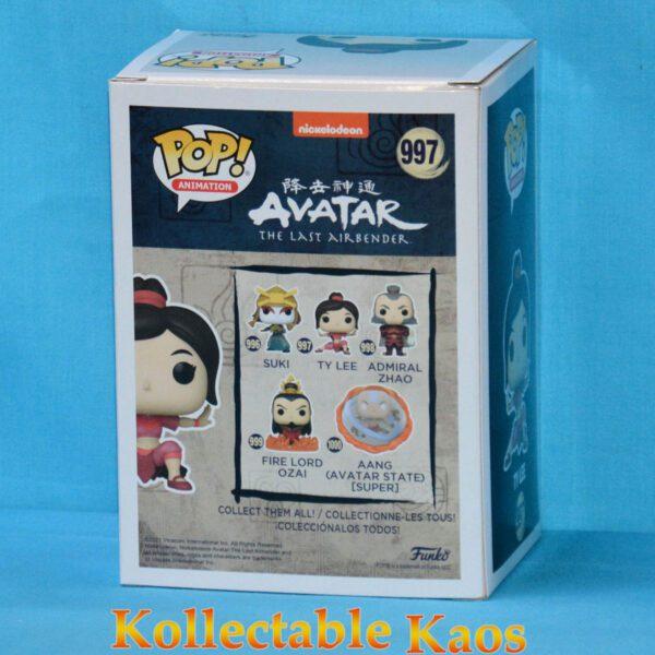Avatar The Last Airbender - Ty Lee Pop! Vinyl Figure