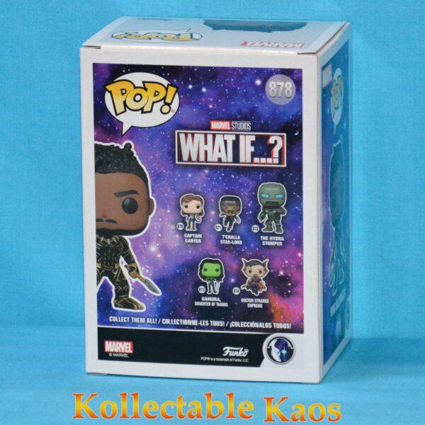 What If - King Killmonger Pop! Vinyl Figure