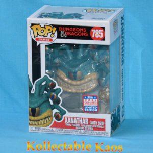 2021 FunKon - Dungeons & Dragons - Xanathar Metallic Pop! Vinyl Figure