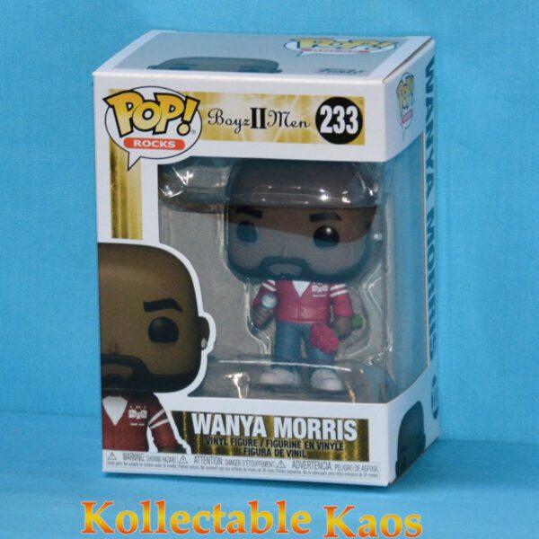 Boyz II Men - Wanya Morris Pop! Vinyl Figure