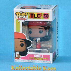 TLC - Chilli Ain't 2 Proud 2 Beg Pop! Vinyl Figure
