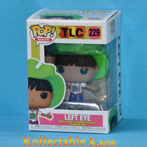 TLC - Left-Eye Ain't 2 Proud 2 Beg Pop! Vinyl Figure