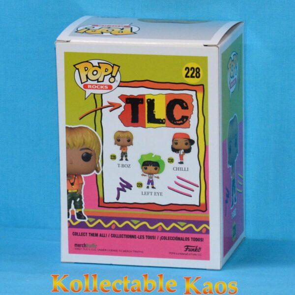TLC - T-Boz Ain't 2 Proud 2 Beg Pop! Vinyl Figure