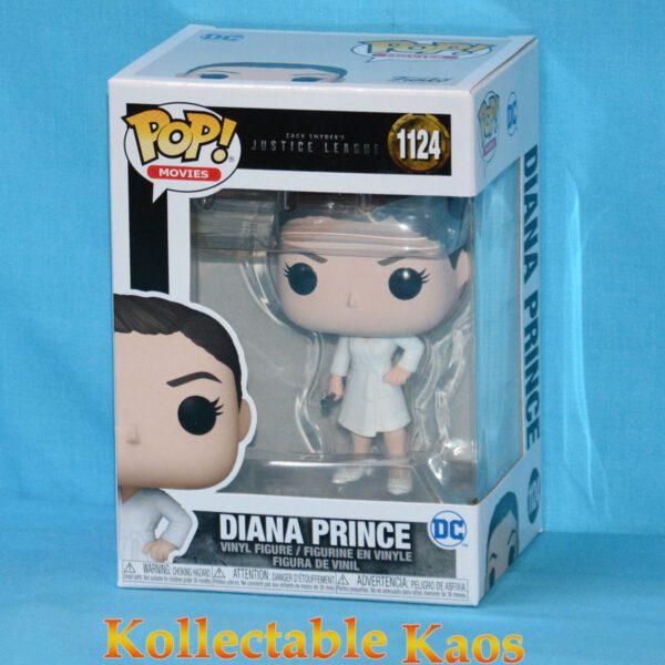Justice League: Snyder Cut - Diana in White Dress Pop! Vinyl Figure