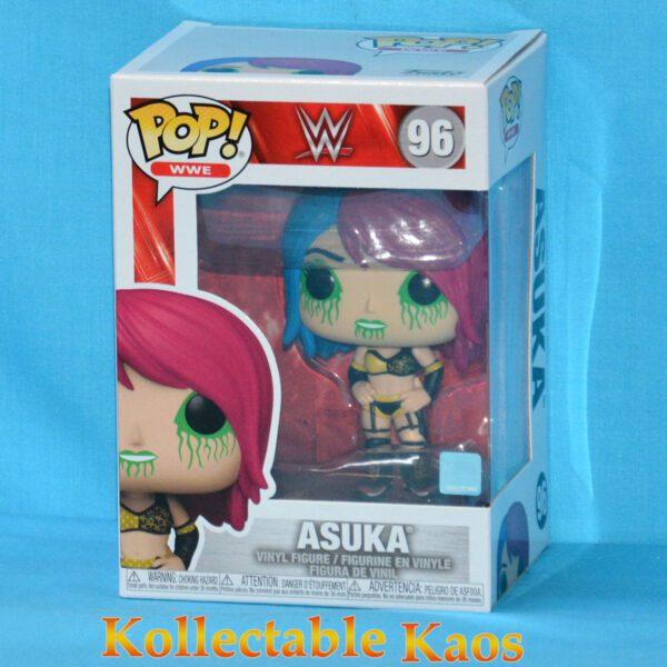 WWE - Asuka with Green Mist Pop! Vinyl Figure
