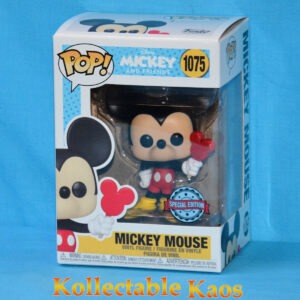 Mickey Mouse - Mickey with Popsicle Pop! Vinyl Figure