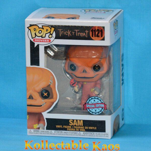 Trick 'r Treat - Unmasked Sam with Lollipop Pop! Vinyl Figure