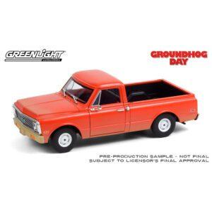 1:24 1971 Chev C-10 - Groundhog Day