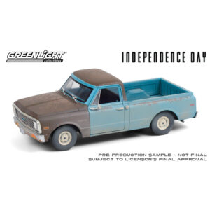 1:24 1971 Chev C-10 - Independence Day