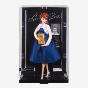 GXL16 Lucille Ball Barbie Doll 1 300x300 - Barbie - Lucille Ball Tribute Collection Doll