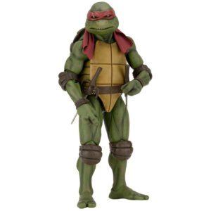 Teenage Mutant Ninja Turtles (1990) - Raphael 1:4 Scale Action Figure