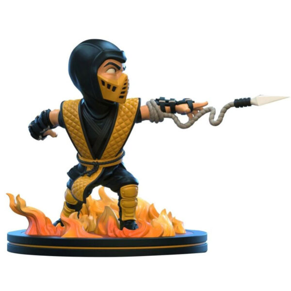 Mortal Kombat - Scorpion Q-Fig