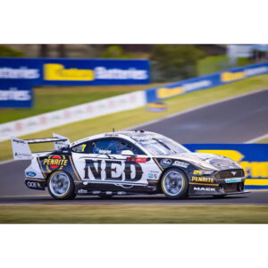 1:18 2021 OTR SuperSprint - Ford Mustang - #7 Andre Heimgartner