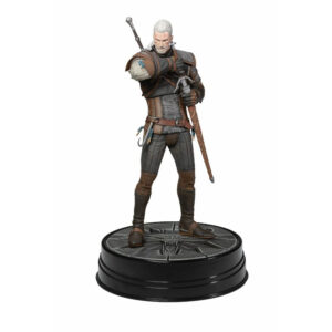 The Witcher 3: The Wild Hunt - Geralt Heart of Stone Deluxe Figure