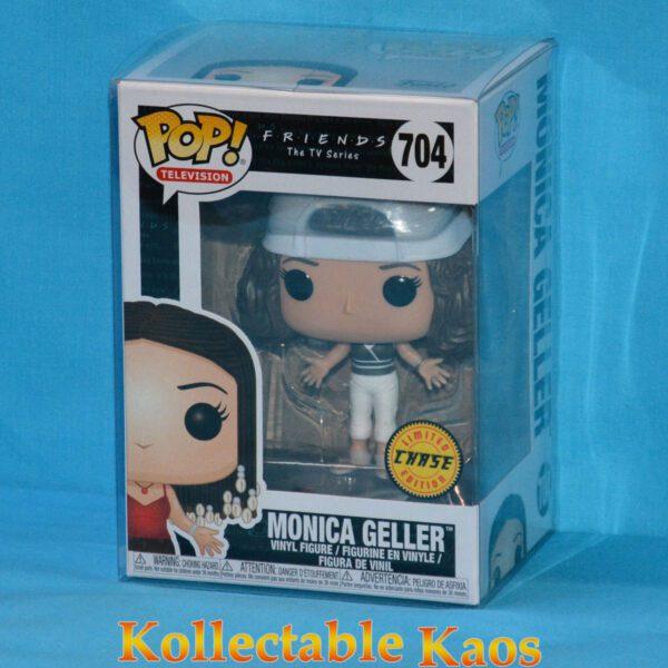 Friends - Monica Geller with Frizzy Hair Pop! Vinyl Figure #704 - Chase