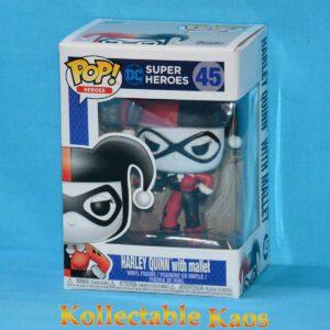 DC Comics - Harley Quinn with Mallet Pop! Vinyl Figure