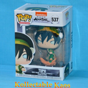 FUN36469 Avatar The Last Airbender Toph Pop 1 300x300 - South Australia's Largest Collectable Store