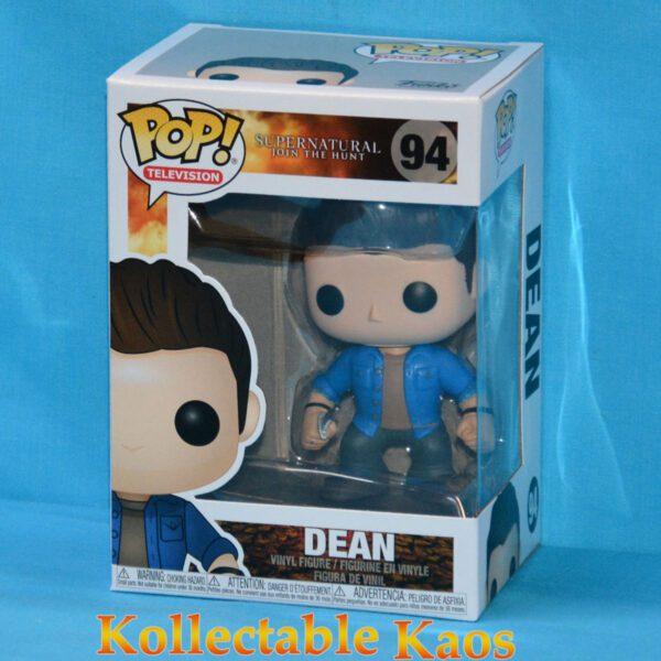 Supernatural - Dean Winchester Pop! Vinyl Figure