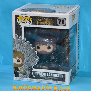 FUN37404 GOT Tyrion Iron Throne Pop 1 300x300 - South Australia's Largest Collectable Store