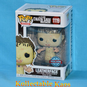 The Texas Chainsaw Massacre - Leatherface with Hammer Pop! Vinyl Figure