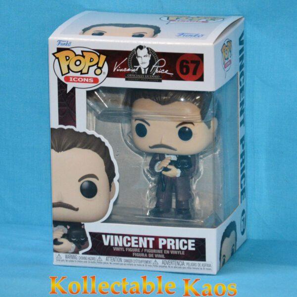 Icons - Vincent Price Pop! Vinyl Figure