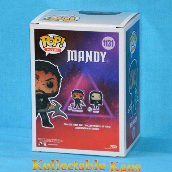 Mandy - Red Miller Blood-Splattered Pop! Vinyl Figure