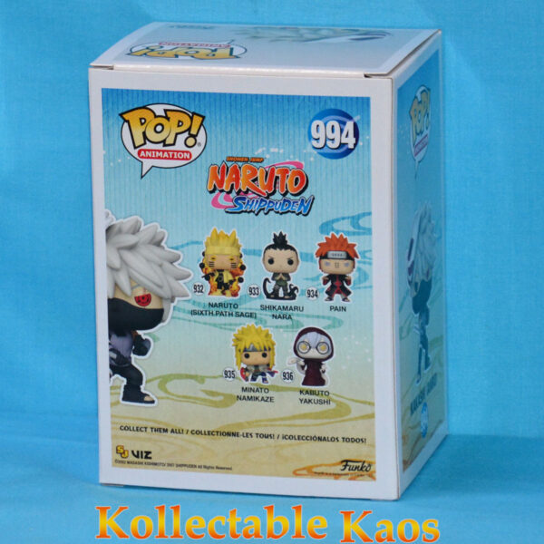 Naruto: Shippuden - Anbu Kakashi Pop! Vinyl Figure