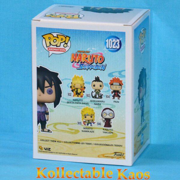 Naruto: Shippuden - Sasuke Rinnegan Pop! Vinyl Figure