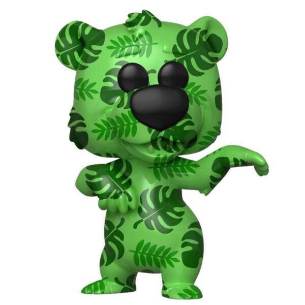 The Jungle Book - Baloo Artist Series Pop! Vinyl Figure in Protector