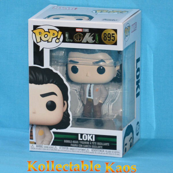 Loki - Loki Pop! Vinyl Figure