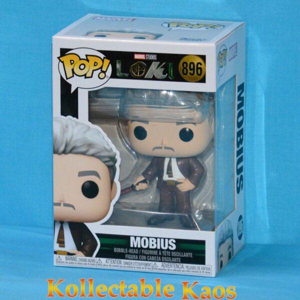 Loki - Mobius Pop! Vinyl Figure