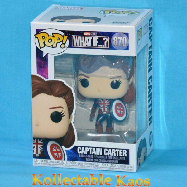 What If - Captain Carter Pop! Vinyl Figure