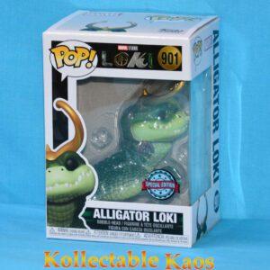Loki - Alligator Loki Pop! Vinyl Figure