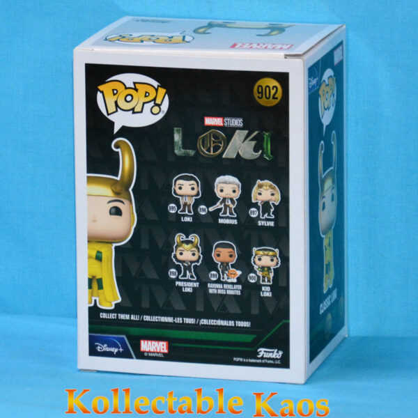 Loki - Classic Loki Pop! Vinyl Figure