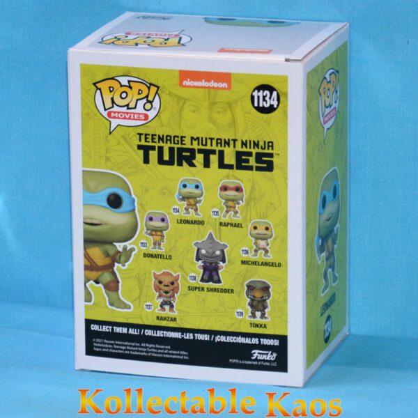Teenage Mutant Ninja Turtles II - Leonardo Pop! Vinyl Figure