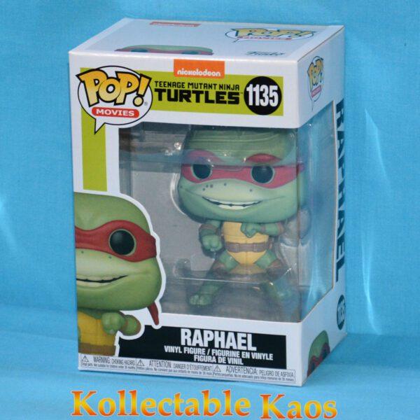 Teenage Mutant Ninja Turtles II - Raphael Pop! Vinyl Figure